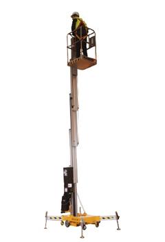 alquilar elevador unipersonal 11 metros