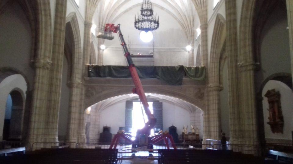 Parroquia Santa Mª Magdalena, Mondéjar. Guadalajara. España